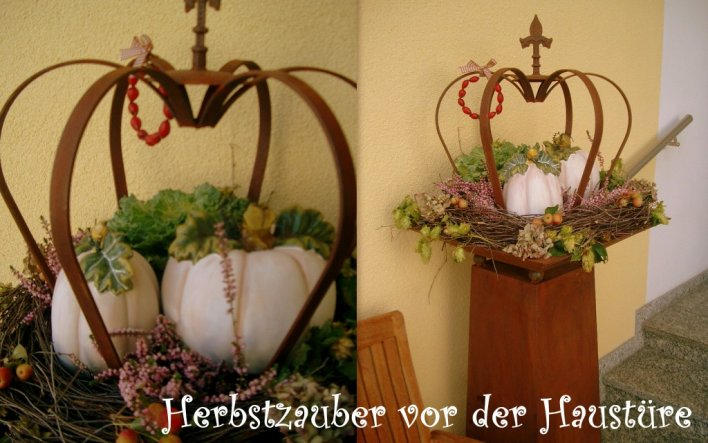deko 39 herbst 39 home sweet home zimmerschau. Black Bedroom Furniture Sets. Home Design Ideas