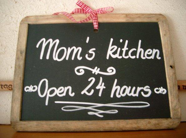 Küche 'la cucina'