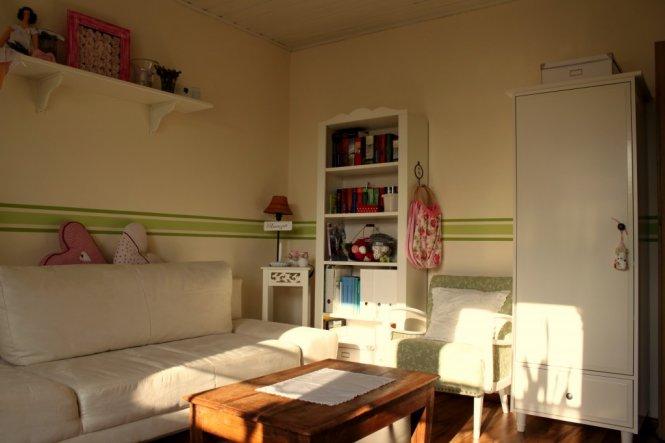 arbeitszimmer b ro 39 bastel n h und g stezimmer 39 home sweet home zimmerschau. Black Bedroom Furniture Sets. Home Design Ideas