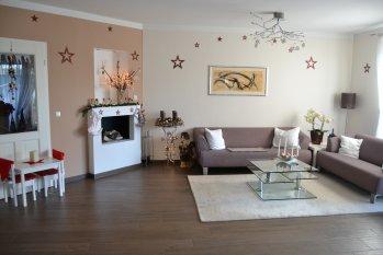 Weihnachtsdeko 39 mein wohnzimmer 39 meine kleine wohnung - Weihnachtsdeko landhaus ...