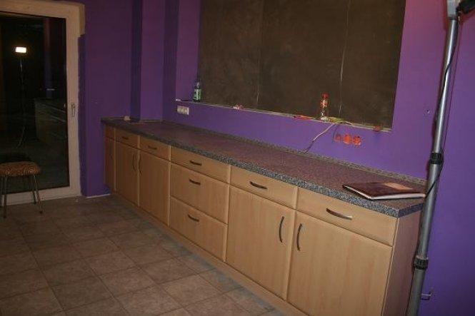 k che 39 alte milka k che 39 unser traum vom haus zimmerschau. Black Bedroom Furniture Sets. Home Design Ideas