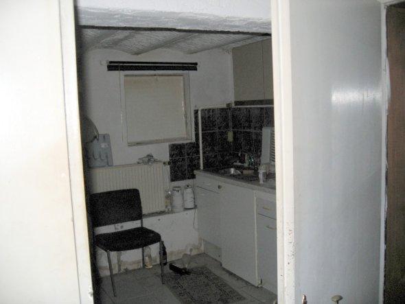 Arbeitszimmer / Büro 'Wekstattküche'