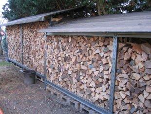 Holzschopf