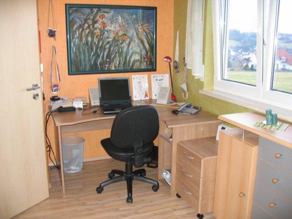 Arbeitszimmer / Büro 'Büro und Gästezimmer'