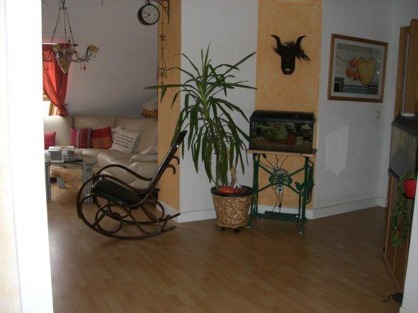 wohnzimmer 39 wohn und esszimmer 39 urlaub zu hause zimmerschau. Black Bedroom Furniture Sets. Home Design Ideas