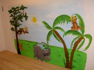 Kinderzimmer von Pascal