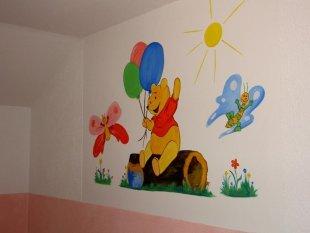 Kinderzimmer von meiner Tochter