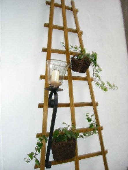 Garten 'Einer der zwei Balkone...'
