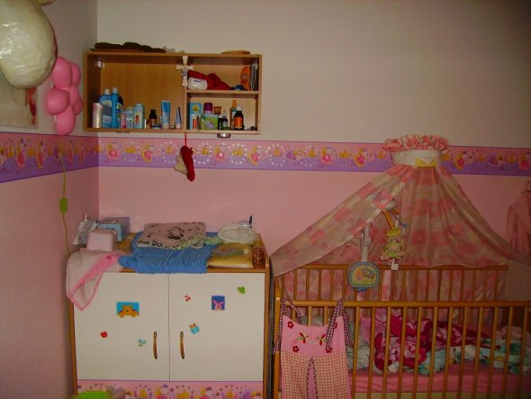 Kinderzimmer 'Vivi`s Zimmer'