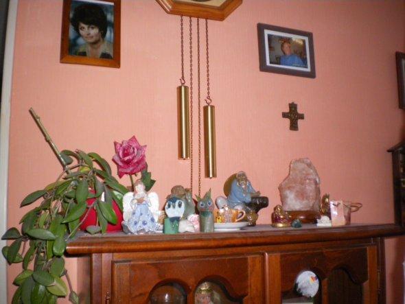 Wohnzimmer 'Unsere Küche'