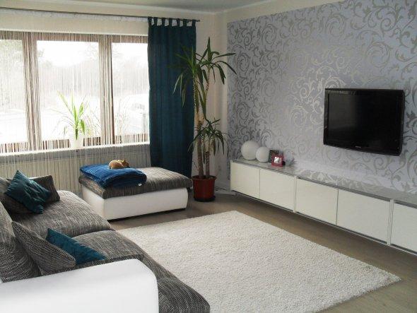 Wohnzimmer 'Unser vertrautes Heim'
