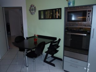 Unsere kleine Küche
