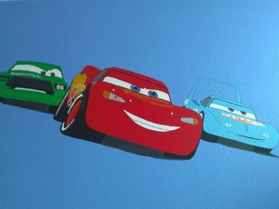 Cars Zimmer