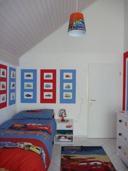 Kinderzimmer 'Cars Zimmer'