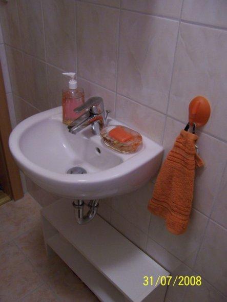 Bad 'Meeresfeeling in Orange'
