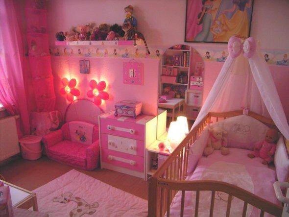 Kinderzimmer 'Luisa's Zimmer'