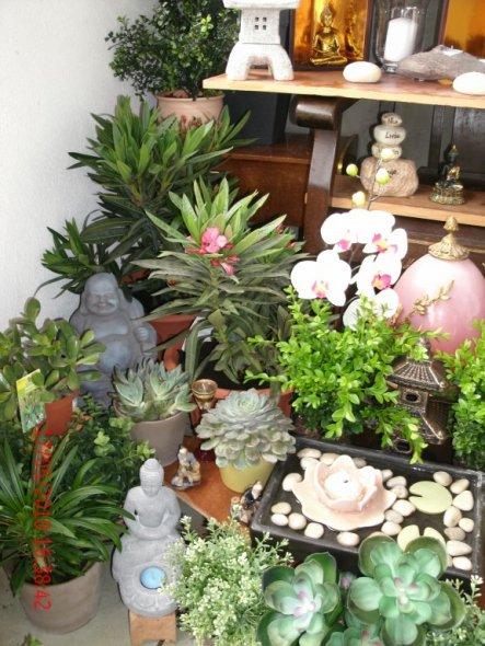 Terrasse / Balkon 'Mein Mini-Garten'