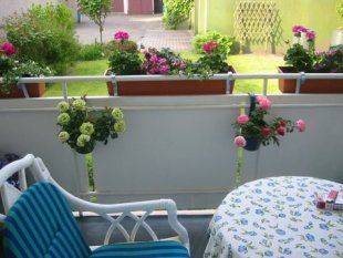 mein Balkon