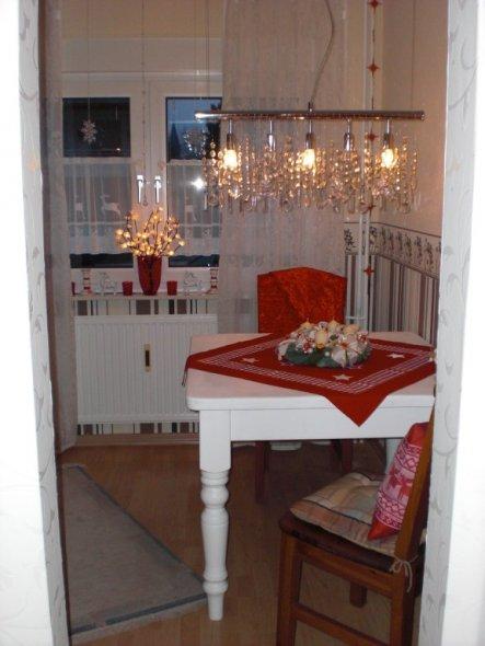 Weihnachtsdeko 'Esszimmer'
