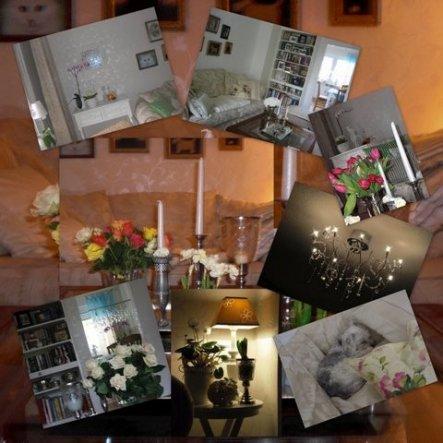 Wohnzimmer 'collage'