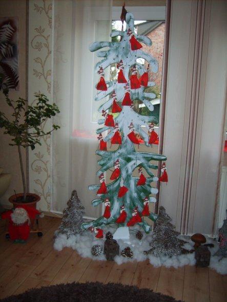 Weihnachtsdeko 'Mein Wohnzimmer'