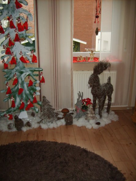 Weihnachtsdeko 39 mein wohnzimmer 39 unsere wohlf hloase zimmerschau - Weihnachtsdeko wohnzimmer ...