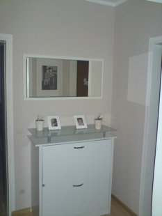 flur diele 39 unser flur 39 home sweet home zimmerschau. Black Bedroom Furniture Sets. Home Design Ideas