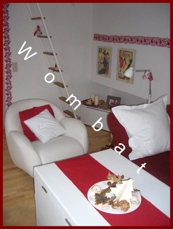 Weihnachtsdeko 39 wohnzimmer weihnachtlich 39 mein zuhause zimmerschau - Weihnachtsdeko wohnzimmer ...
