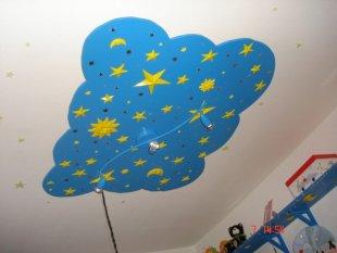 Kinderzimmer sternenhimmel  Kinderzimmer 'Kinderzimmer von Pascal' - Kinderzimmer von meinem ...