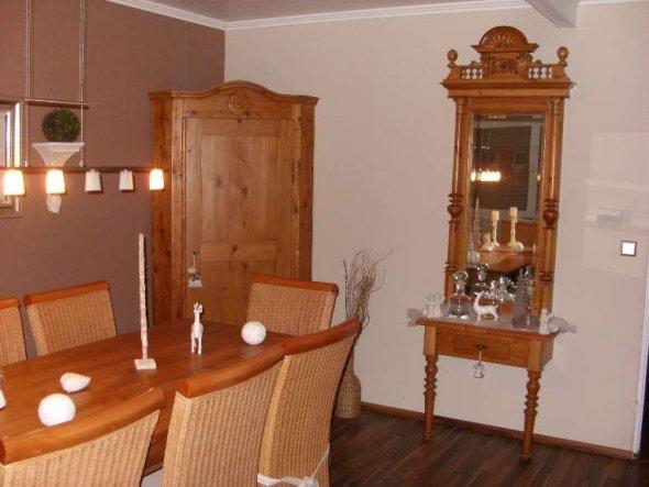 Wohnzimmer 'neue Essecke'