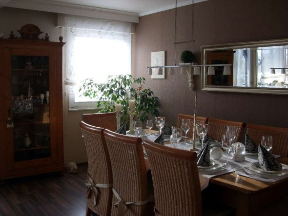 unser neues wohnzimmer:Wohnzimmer 'neue Essecke' – unser neues Heim – Zimmerschau