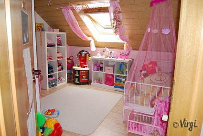Kinderzimmer zickenzone von virgi 5001 zimmerschau - Kuschelhohle kinderzimmer ...