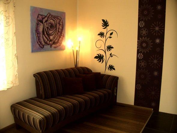 Sofa für die kleine Siesta