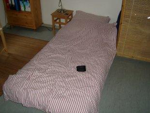 Schlaf-/Ess-/Wohnzimmer