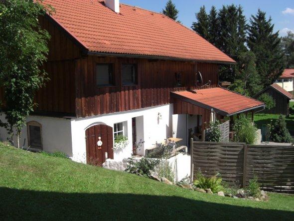 Wohnzimmer 'Unser Haus'