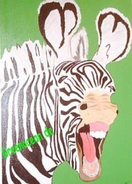 Kunstmalerei mit Acrylfarben