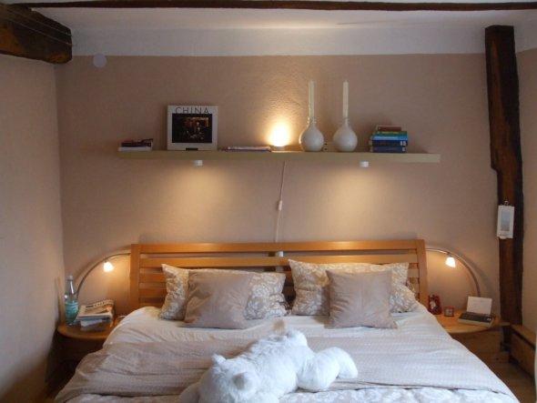schlafzimmer 'schlafzimmer' - landhaus - zimmerschau, Moderne deko