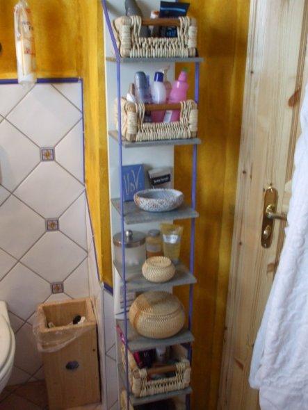 bad 'badezimmer' - landhaus - zimmerschau, Hause deko