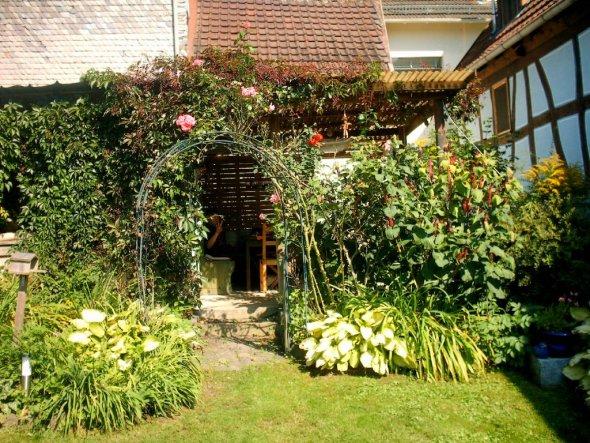 Garten 'garten'   landhaus   zimmerschau