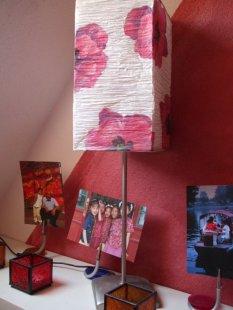 Tipp & Trick 'Lampe mit Serviettentechnik gestalten'