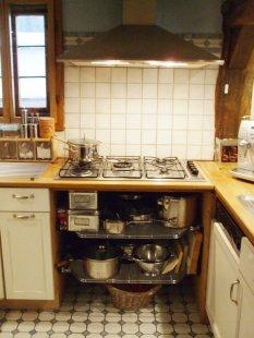 Skandinavisch 'Landhausküche'