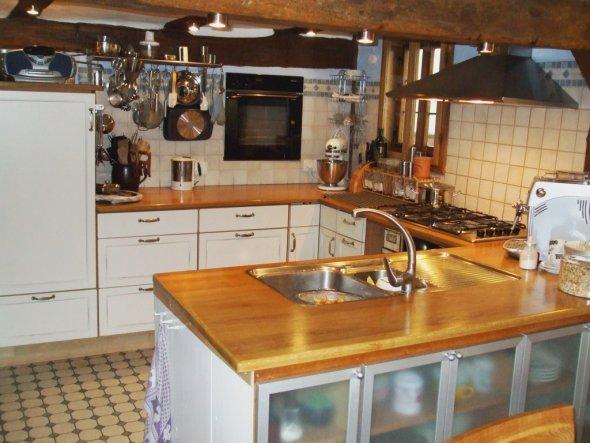 Küche 'Landhausküche' - Landhaus - Zimmerschau