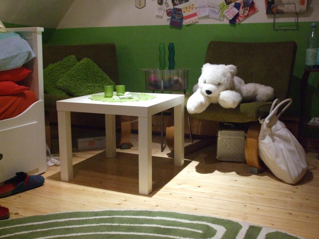 Kinderzimmer 39 jugendzimmer gr n 39 landhaus zimmerschau for Jugendzimmer kinderzimmer