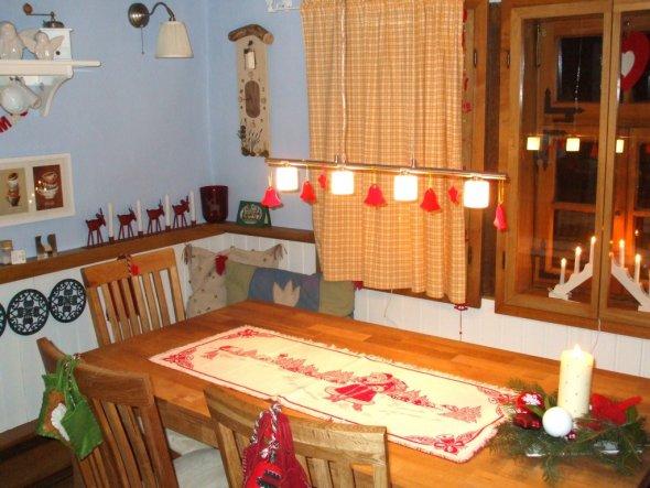 Weihnachtsdeko 'Weihnachtsdeko 2008'