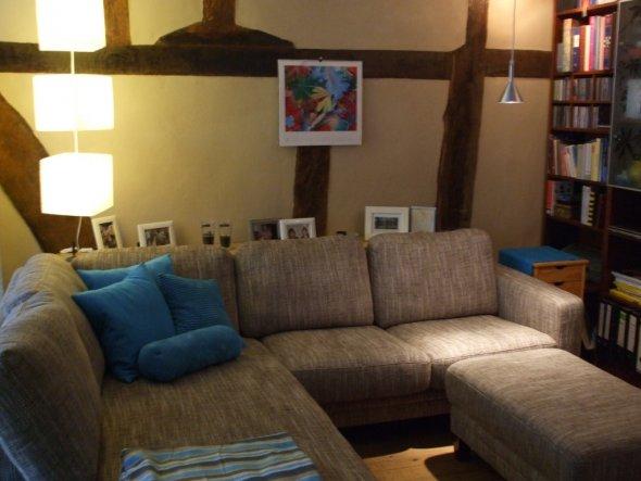Wohnzimmer \'Wohnzimmer neu\' - Landhaus - Zimmerschau