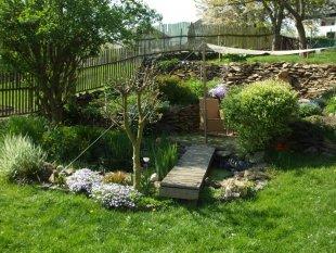 Garten neu