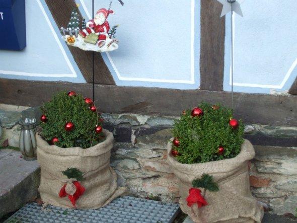 Weihnachtsdeko fur auben