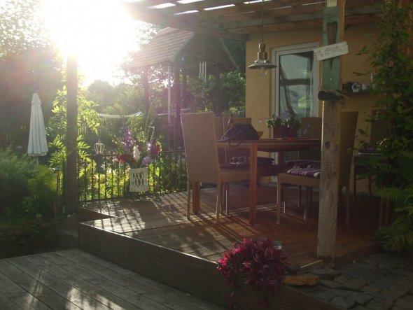 Terrasse / Balkon 'Terassen und Gartenimpressionen'