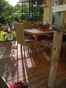 Terassen und Gartenimpressionen