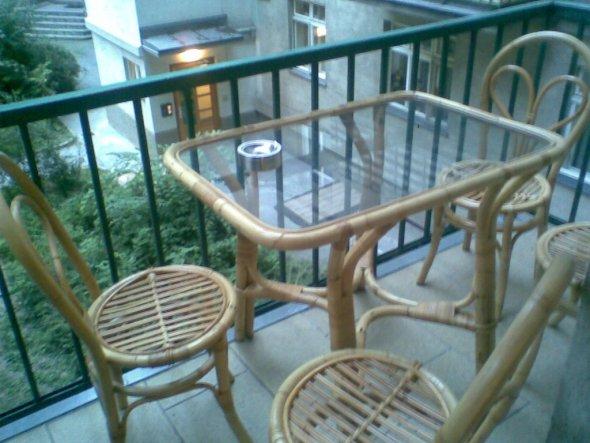 Terrasse / Balkon 'out!!'